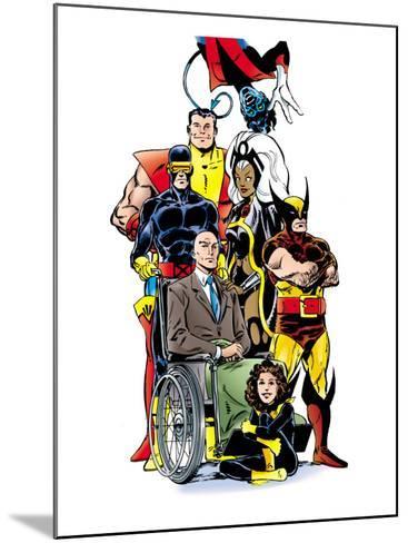 Essential X-Men V3: Shadowcat-John Byrne-Mounted Art Print