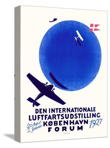 Den Internationale Luftfartsudstilling--Stretched Canvas Print
