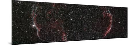 Veil Nebula Mosaic--Mounted Photographic Print