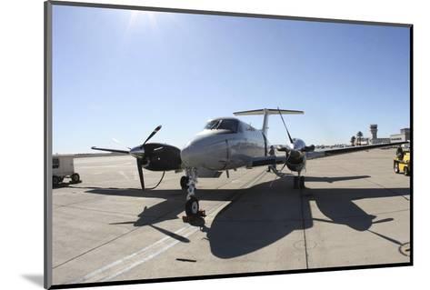 A Uc-12F King Air Aircraft--Mounted Photographic Print