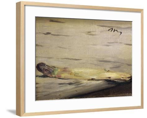 Asparagus (L'Asperge)-Edouard Manet-Framed Art Print