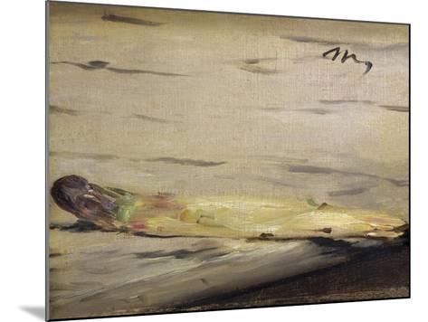 Asparagus (L'Asperge)-Edouard Manet-Mounted Art Print