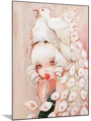 Sweet Peacock-Camilla D'Errico-Mounted Art Print
