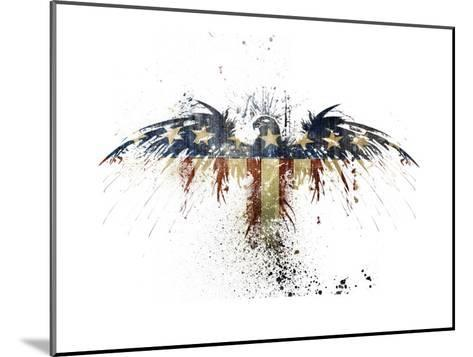 Eagles Become-Alex Cherry-Mounted Art Print