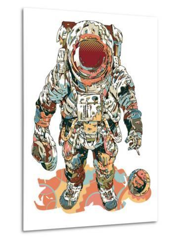 Fly Me To The Moon-HR-FM-Metal Print