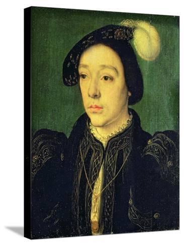 Portrait of Charles, Duke of Angouleme, C.1536-Claude Corneille de Lyon-Stretched Canvas Print
