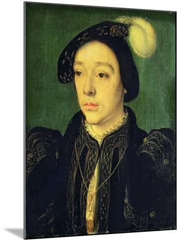 Portrait of Charles, Duke of Angouleme, C.1536-Claude Corneille de Lyon-Mounted Giclee Print
