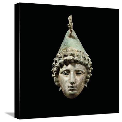 The Crosby Garrett Helmet, Late 1st-2nd Century Ad-Roman-Stretched Canvas Print