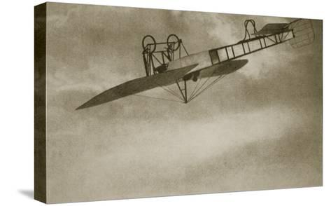 A Wonder to Behold - Aerobatics in 1914-English Photographer-Stretched Canvas Print