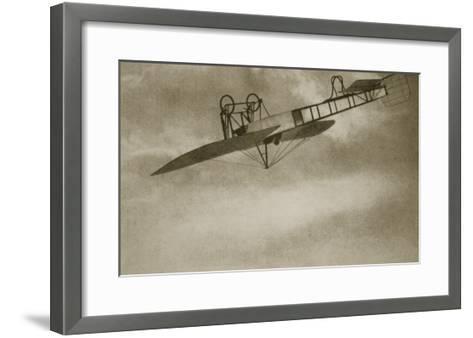 A Wonder to Behold - Aerobatics in 1914-English Photographer-Framed Art Print