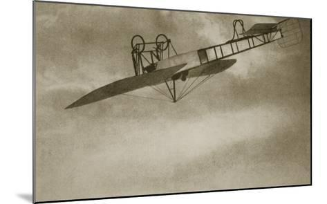 A Wonder to Behold - Aerobatics in 1914-English Photographer-Mounted Giclee Print