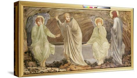 The Morning of the Resurrection, 1882-Edward Burne-Jones-Stretched Canvas Print
