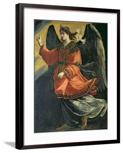 Archangel Gabriel of the Annunciation-Lucrina Fetti-Framed Art Print