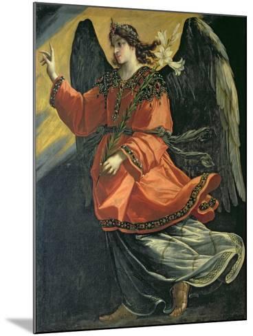 Archangel Gabriel of the Annunciation-Lucrina Fetti-Mounted Giclee Print