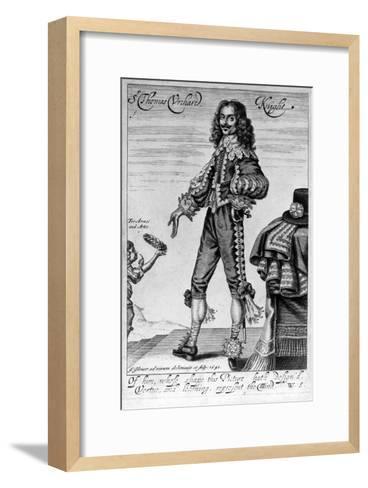 Thomas Urquhart, 1641-George Glover-Framed Art Print