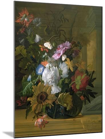 Flower Still Life-Rachel Ruysch-Mounted Giclee Print
