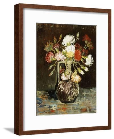 Bouquet of Flowers-Vincent van Gogh-Framed Art Print