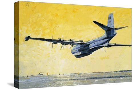 Military Aircraft-John S^ Smith-Stretched Canvas Print