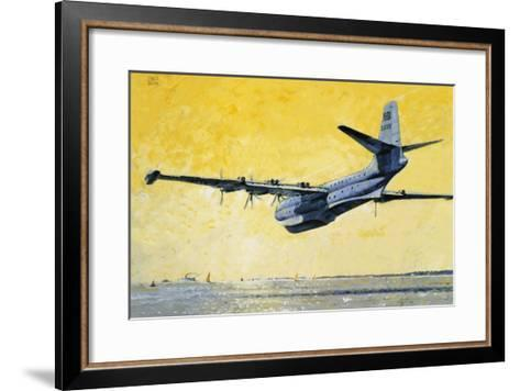 Military Aircraft-John S^ Smith-Framed Art Print