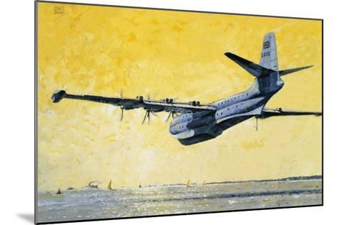 Military Aircraft-John S^ Smith-Mounted Giclee Print