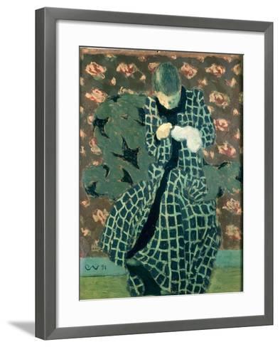 The Repairer, 1891-Edouard Vuillard-Framed Art Print