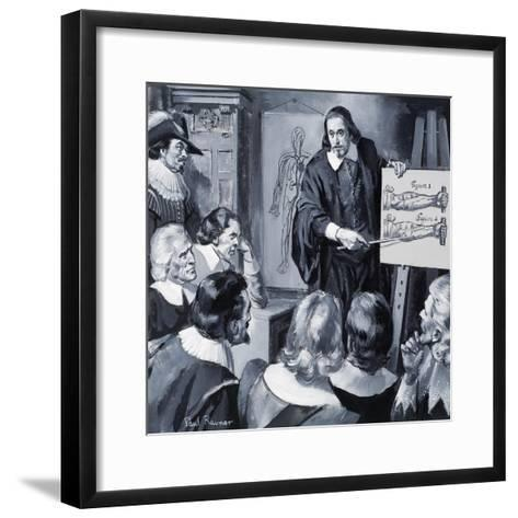 William Harvey-Paul Rainer-Framed Art Print