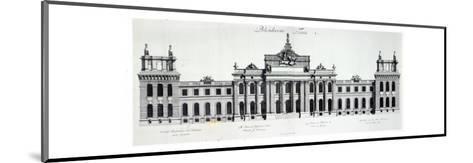 Blenheim Palace-Pieter Stevens van Gunst-Mounted Giclee Print