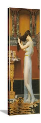 The Toilet, 1900-John William Godward-Stretched Canvas Print