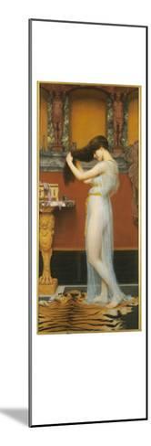 The Toilet, 1900-John William Godward-Mounted Giclee Print