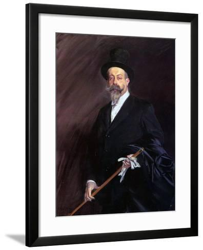 Willy, C.1905-Giovanni Boldini-Framed Art Print