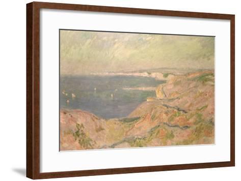 Seascape-Claude Monet-Framed Art Print