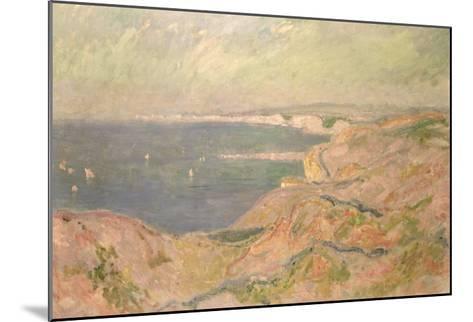 Seascape-Claude Monet-Mounted Giclee Print