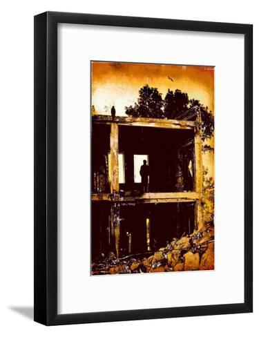 La Grande Finale 3 - Brun-Pascal Normand-Framed Art Print