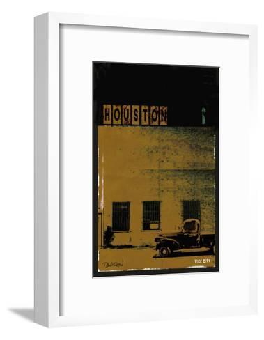 Vice City - Houston-Pascal Normand-Framed Art Print