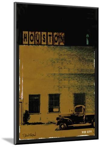 Vice City - Houston-Pascal Normand-Mounted Art Print