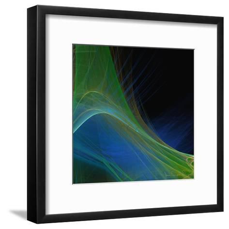 Fusion III-Jean-Fran?ois Dupuis-Framed Art Print