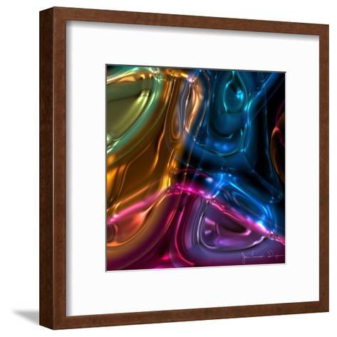 Candy III-Jean-Fran?ois Dupuis-Framed Art Print