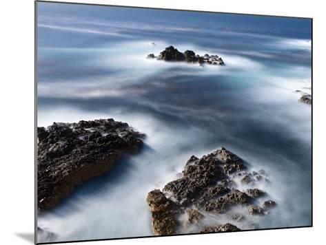Rocks Below Soberanes-Douglas Steakley-Mounted Photographic Print