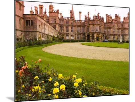 Burghley House Stately Home-Glenn Beanland-Mounted Photographic Print