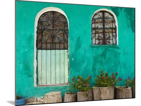 Mexican House Exterior-Guylain Doyle-Mounted Photographic Print