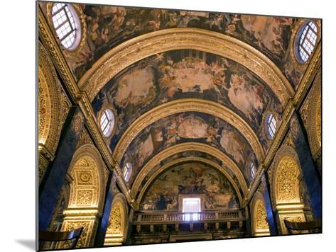St. John's Co-Cathedral-Jean-pierre Lescourret-Mounted Photographic Print
