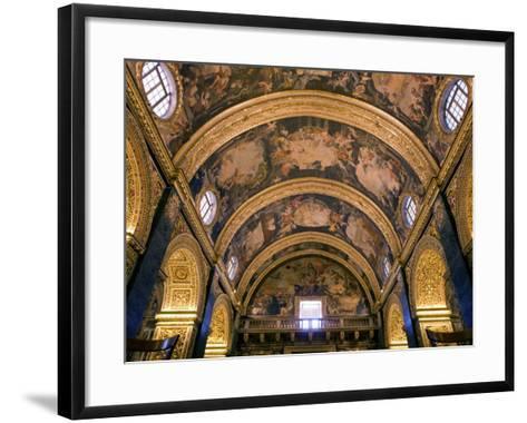 St. John's Co-Cathedral-Jean-pierre Lescourret-Framed Art Print