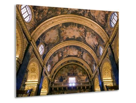 St. John's Co-Cathedral-Jean-pierre Lescourret-Metal Print