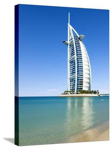Burj Al Arab Hotel-Jean-pierre Lescourret-Stretched Canvas Print