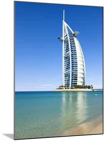 Burj Al Arab Hotel-Jean-pierre Lescourret-Mounted Photographic Print