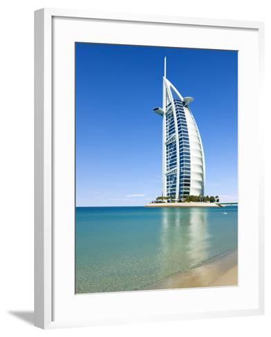 Burj Al Arab Hotel-Jean-pierre Lescourret-Framed Art Print