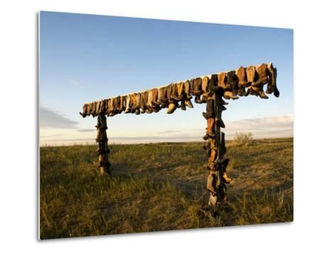 Boot Rack-Mark Newman-Metal Print