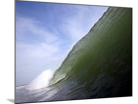 Unridden Wave at Popular Surfing Beach Playa Aserradores-Paul Kennedy-Mounted Photographic Print