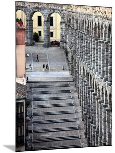 Roman Aqueduct (Aqueduct of Segovia)-Bruce Bi-Mounted Photographic Print
