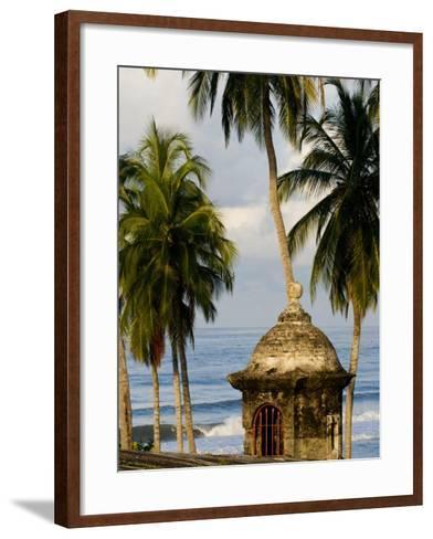 San Fernando De Bocachica, Spanish Fort-Alfredo Maiquez-Framed Art Print